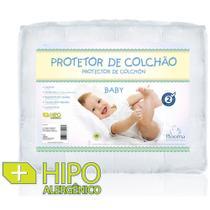 Capa Protetora para Colchão Baby Slip Impermeável - Plooma -