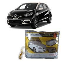 Capa Protetora Renault Captur com cadeado (XG304) - Carrhel
