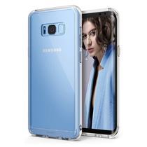 Capa Protetora Ringke Fusion para Samsung Galaxy S8+ Plus - Transparente -