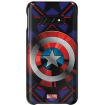 Capa Protetora Samsung Galaxy S10e Marvel Series Smart Coves - Capitão América -