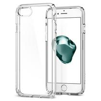 Capa Protetora Spigen Ultra Hybrid Clear para Apple iPhone 7 Plus - iPhone 8 Plus