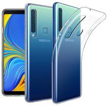 Capa Protetora Transparente TPU Flexível Samsung Galaxy A9 2018 - Encapar