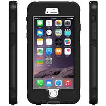Capa Prova D'água Case Waterproof com Touch Id Iphone 6 e Iphone 6S - Willhq