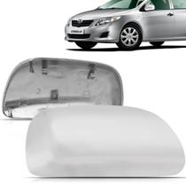 Capa Retrovisor Corolla 2008 2009 2010 2011 2012 2013 2014 Cromado - Blawer
