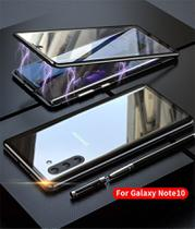 Capa Ring Armor Samsung Galaxy Note 10 Plus - Vermelho - Oem