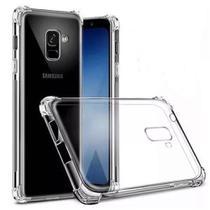 Capa Samsung Galaxy J6 2018 Anti Impacto Transparente -