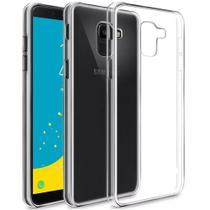 Capa Samsung Galaxy J6 2018 TPU Transparente -