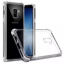 Capa Samsung Galaxy J6+ Anti Impacto Transparente -