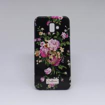 Capa Samsung Galaxy J6 Plus Antiqueda Estamp. Pop Case Anel -