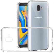 Capa Samsung Galaxy J6+ TPU Transparente -