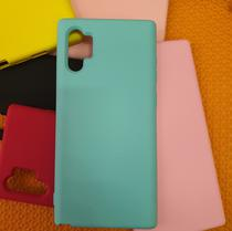 Capa Samsung Galaxy Note 10+ Plus Silicone Cover - Case