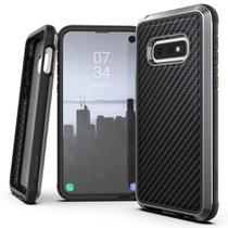 Capa Samsung Galaxy S10 Lite de 5.8 X-Doria Defense Lux Fibra de Carbono Military Grade Anti Impacto -