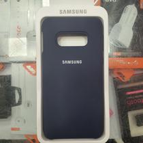 Capa Samsung Galaxy S10e Silicone Cover - Acessórios