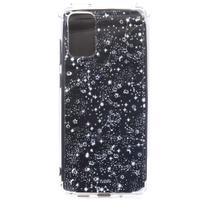 capa Samsung Galaxy S20 cristal estillo anti impacto feminina constelação -