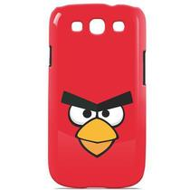 Capa Samsung Galaxy S3 I9300 Angry Birds Red