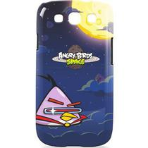 Capa Samsung Galaxy S3 I9300 Angry Birds Space