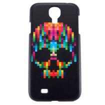 Capa Samsung Galaxy S4 Caveira Pc Preto - Idea