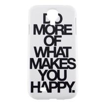 Capa Samsung Galaxy S4 Pc Happy - Idea