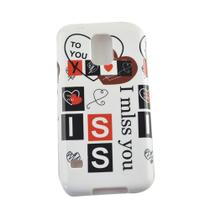 Capa Samsung Galaxy S5 Tpu Miss - Idea