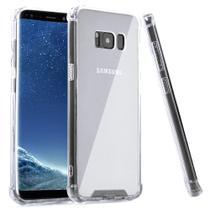 Capa Samsung Galaxy S8 Plus Anti Impacto TPU Transparente - Hrebos