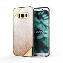 Capa Samsung Galaxy S8 Plus S8+ X-Doria Lux Glitter Fashion Night