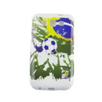 Capa Samsung Galaxy Win Duos Tpu Copa Brasil - Idea -