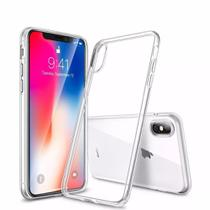 Capa Silicone Apple iPhone X - Armyshield