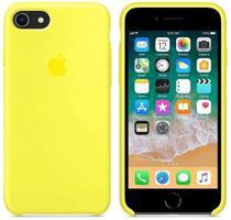 Capa silicone aveludada iphone 7 plus e iphone 8 plus - Rei
