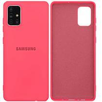 Capa Silicone Aveludada Samsung Galaxy A71 -