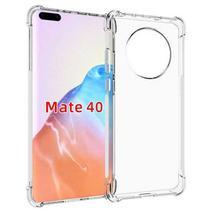 Capa Silicone Huawei Mate 40 Pro / Mate 40 Pro Plus Borda Anti choque Impacto - WLXY