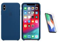 Capa Silicone  iPhone X 5,8