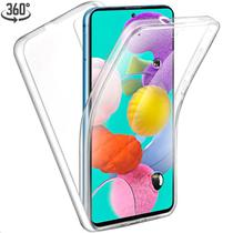 Capa Silicone Proteção 360 Samsung Galaxy Note 10 Lite - Oem