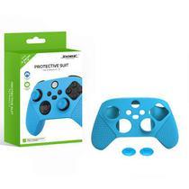 Capa Skin Case De Silicone Proteção Controle Xbox Series X/S - Dobe