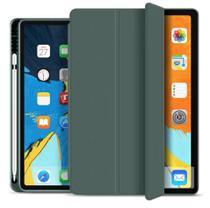 """Capa Smartcase para iPad Pro 11"""" - Com Suporte para Pencil - Verde Escuro - Fly"""