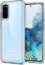 Capa Spigen Samsung Galaxy S20 S20+ S20 Ultra Cristal Hybrid -