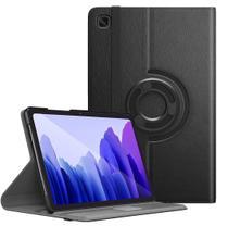 Capa Tablet Samsung Galaxy Tab A7 10.4 T500 T505 Giratória Executiva Rotação Preta - Fam