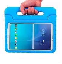 db345e80a Capa Tablet Samsung Galaxy Tab E 9.6 T560 T561 T565 Anti Impacto Infantil Alça  Maleta -