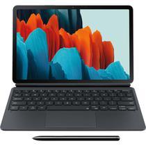 """Capa Teclado Original Samsung Galaxy Tab S7 11"""" SM-T870 e T875 - Tablet não incluso -"""