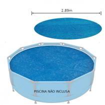 Capa Termica Flutuante Ideal para Piscina com 3.05 Mts Diametro  Bestway -