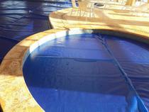Capa térmica para piscina 4,7x2,5 - Central Capas