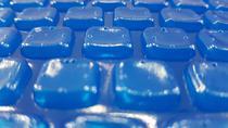 Capa Térmica Piscina 5,00 x 4,00 - 300 Micras - Azul - Smart
