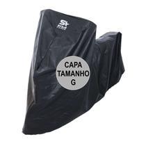 Capa térmica protetora de cobrir moto star capas impermeável g bros cb 300 500 650f twister fazer mt -