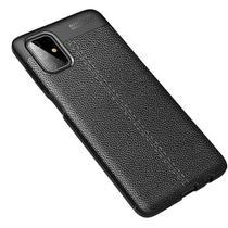 Capa Tpu Coque Samsung Galaxy M51  Vermelho - Oem