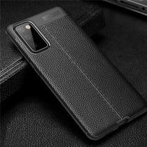 Capa Tpu Coque Samsung Galaxy S20 FE  Preto - Oem