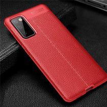Capa Tpu Coque Samsung Galaxy S20 FE  Vermelho - Oem