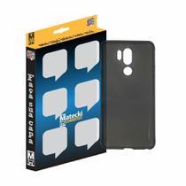 Capa TPU Grafite LG G7 ThinQ G710 -