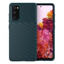 Capa Tpu Lines Samsung Galaxy S20 FE  Verde - Oem