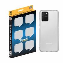 Capa TPU Samsung Galaxy S10 Lite - Transparente - Matecki