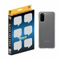 Capa TPU Transparente Samsung Galaxy S20 G980 - Matecki