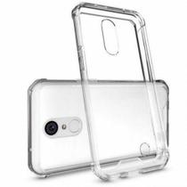 Capa Transparente Anti Impacto LG K4 2017 Hrebos CT-K4-2017 -